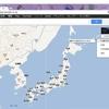 自艇の計画航路や航跡をGoogle Mapで表示する方法