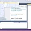 C#でWindowsFormアプリケーション(RadioButtonとGroupBox)