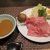 淡路島 渚の荘 花季 レストランで夕食