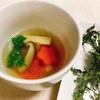 ペンペン草のスープ(笑)