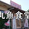 【南伊勢】丸魚食堂に行ってきた!新鮮な刺身と海鮮丼のお店!