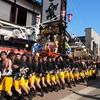 「熱狂のキリコ祭り」写真撮ってきました(前編)