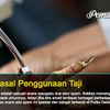 Asal Usuil Taji Sabung Ayam Bali
