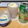 大人のメロンクリームソーダ