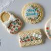 女友達のお誕生日にアイシングクッキーGift♡