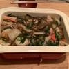 冷蔵庫の余った野菜で野菜鍋【ブルーノ愛用】
