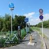 桂川サイクリングロード(八幡木津自転車道)全長45km - Googlemap版