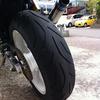 リヤタイヤをブリジストンのS20に変えたのでツーリングに行ってきた。