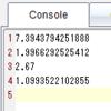 TI-Nspire & Lua / スクリプティングのヒント / クロージャを使う 7 / 演習 9.1: 積分する