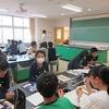 授業参観⑦ 6年生 理科、社会、国語