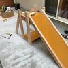 子供が遊ぶ屋外すべり台をDIYで制作してみる!前編