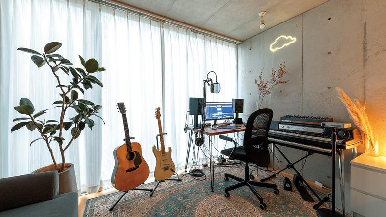 Kai Takahashi(LUCKY TAPES)のプライベート・スタジオ 〜Private Studio 2021