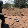 ニカラグアの隕石