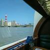 ≪新潟市≫信濃川ウォーターシャトルで観光してみる