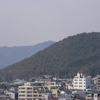円錐形の山々 龍の都へ