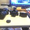 カメラ買っちゃいましたα7