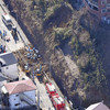 #167 斜面崩落で女子高校生死亡、崩れた土砂は68トン