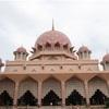 【1906KUL 05】ピンクモスクとして有名なMasjid Putraへ