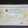 くたばりやがった(´・ω・`)mac mini Server(Late2012)