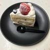 🚩外食日記(349)    宮崎   🆕「マーメイドカフェ」より、【苺のショートケーキ】【カスピ海ヨーグルトのパンナコッタとイチゴのジュレ】‼️