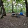 今年初、地元キャンプ行ってきました。
