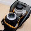 レンズ交換が3倍速くなるロープロ レンズエクスチェンジケース 200AWレビュー