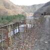 あけましても関西の鉄道廃線跡をあちこち歩く仕事