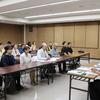 23日、福島市議選告示。4人の候補全員当選をと4人の候補者共に訴え。 24日、平和行進が福島県庁を訪問し要望活動に同席。