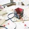 【カルトナージュレッスン】Originalレッスンクラス・いろいろな使い方のできるPenstand(ペンスタンド・鉛筆立て)