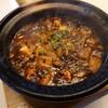 石川県野々市市の中華料理屋さん、桃花片でアツアツ美味しい麻婆豆腐とコク旨な坦々麺。