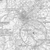 旭川にある2つの飛行場の管制圏からブルーがつかう周波数を考える