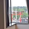鶴岡八幡宮の見えるホテル「ホテルあじさい」