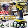 【工具】マキタの新作18vインパクトドライバー買いました。TD172DZ