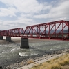【#おかえり別所線】ついに全線再開!赤い鉄橋を渡ってきました(2021/4/3)