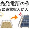 太陽光発電所の作り方。あなたに売電収入が入るまで