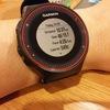 """10月の目標(4""""30/km ペースで 10km ) も達成できましたっ!!"""