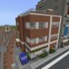 商業ビルを作る②     [Minecraft #11]
