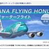 【搭乗記】ANAフライングホヌ チャーターフライト(第2回) 概要・申し込みから当選まで・当日の様子など【ANA FLYING HONU】