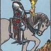 タロットカード:小アルカナ カップのナイト