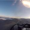 米軍所属のF16戦闘機が超低空飛行!?岩手県の住宅地上空を飛ぶ場面も!!