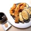 昨日の占いに影響されて、サクッと天ぷらを。
