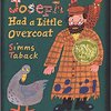 Joseph's Had a Little Overcoat ヨセフのだいじなコート by Simms Taback