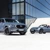 ドイツマツダが独自に企画したマツダ創立100周年特別仕様車「Edition100」を発表。