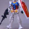 ROBOT魂 RX-78-2 ガンダム レビュー