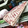 お誕生会製麺とブッシュドノエル煮豚