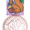 【風景印】小樽長橋郵便局(2019.12.6押印、初日印)・その3