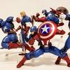 アメイジングヤマグチ キャプテン・アメリカ レビュー