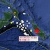 【地震】M 8.0(M8.4) - 2017/01/22パプア・ニューギニア、ブーゲンビル島 - 36km WNW of Arawa, Papua New Guinea