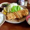 柏崎市「銭形」和な雰囲気のお店のヒレカツ定食( ^∀^)