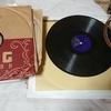 レコード整理